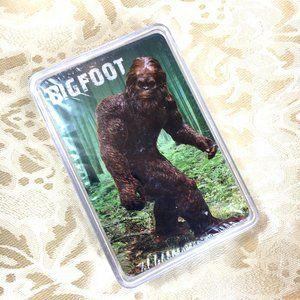 Big Foot Deck of Playing Cards NIB